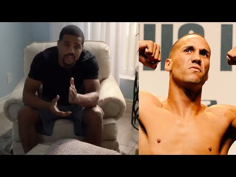 ANDRE DIRRELL CALLS OUT JAMES DEGALE