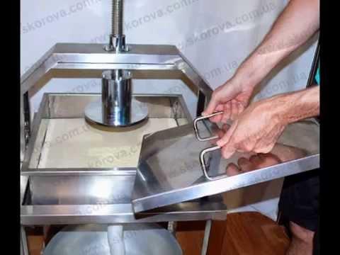 Пресс для сыра в домашних условиях