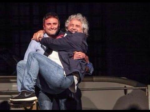 Beppe Grillo - VinciamoNoiTour - Firenze