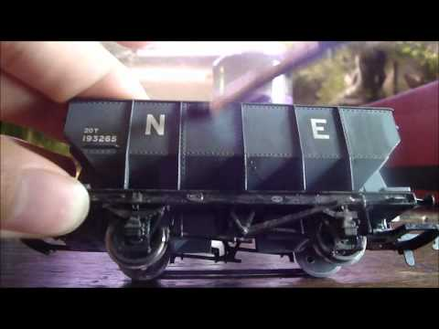 Model Railway Reviews: How to weather rolling stock