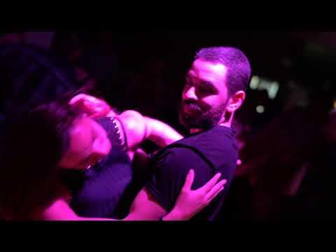 Vanessa & Freddy in Social dances at PZC2019 ~ Zouk Soul