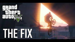 """GTA 5 BMX - """"The Fix"""" A Freestyle Street-Tage (PS4 BMX)"""