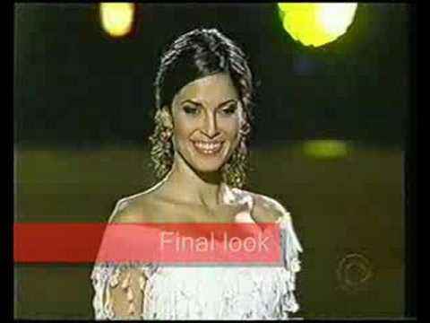 Justine Pasek - Miss Universe 2002
