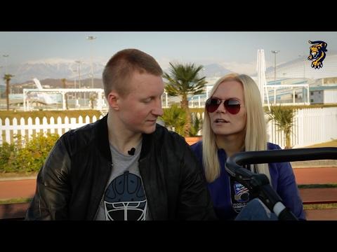 С днем влюбленных! Love Story Дмитрия и Карины Шикиных