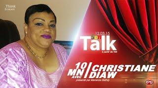 SenTalk Show   Christiane Diaw - Il y a tellement à faire au Sénégal ...