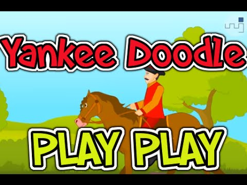 Yankee Doodle with English Subtitles - Nursery Rhymes