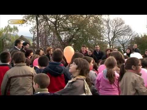Luta contra a pena de morte assinalada  em Louredo - Paredes 2009