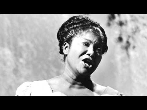 TROUBLE OF THE WORLD-MAHALIA JACKSON