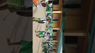 EGHEREKA PRIMARY SCHOOL EWU PUPILS WHERE EXCITED AS DONPHILLS FOUNDATIONS SHARE GOD LOVE WITH THEM
