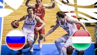 Россия до 20 : Венгрия до 20