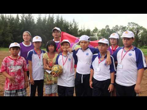 Sports for Social Change - Vietnam 2013