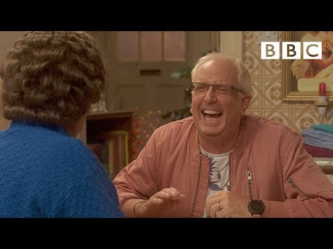 Rory couldn't stop laughing when Mrs Brown asked him this!😳😂| Mrs Brown's Boys Live - BBC