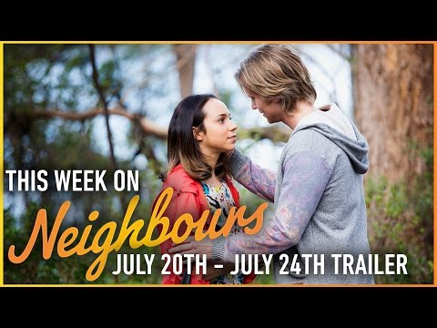 This week on Neighbours (July 20th - July 24th)