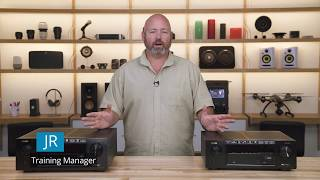 Denon AVR-X series home theater receivers with HEOS | Crutchfield video