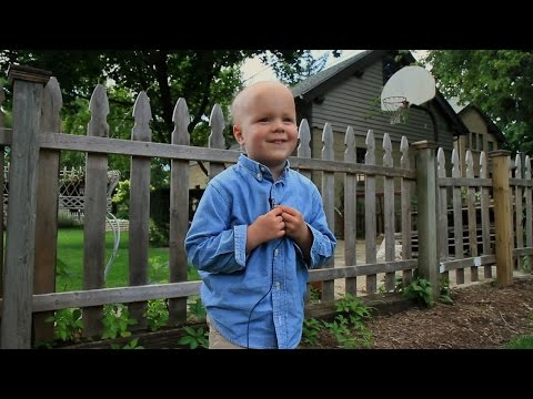 Chase's Childhood Cancer Story