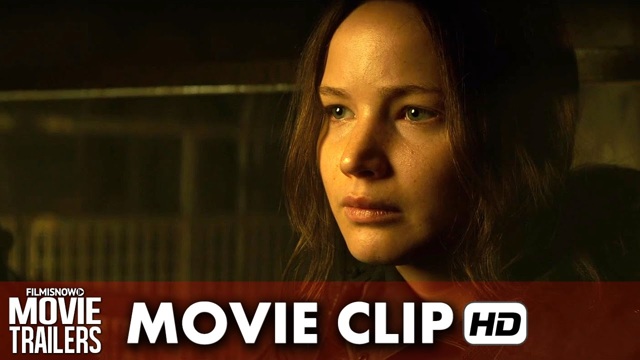 "The Hunger Games: Mockingjay Part 2 Official Clip ""Real"" (2015) HD"