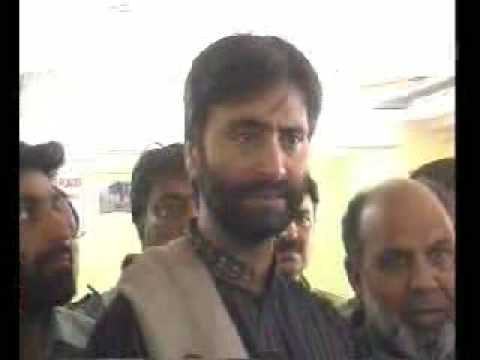YASIN MALIK IN PANDIT CONFERENCE