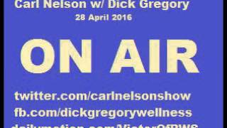 Dick Gregory Talking on Dr King