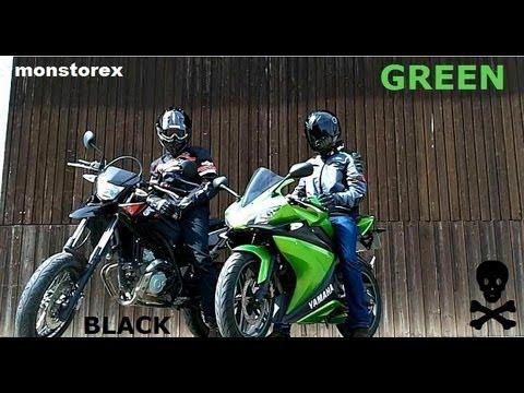Yamaha Yzf R125 Green Unique Green Yamaha Yzf R125