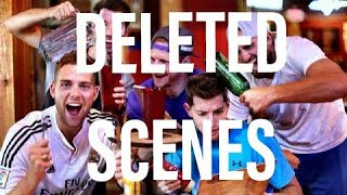 Dude Perfect Restaurant Stereotypes |Deleted Scenes|