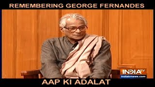 Know how George Fernandes became a politician instead of a priest