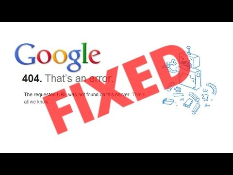 ⇨ YouTube Comment Error 404 Fix