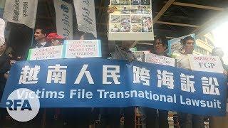 Lần đầu tiên trong lịch sử người Việt Nam khởi kiện Formosa ra tòa án Đài Loan!