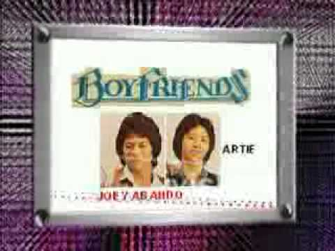 Dahil Mahal Kita- Boyfriends vocalist Joey Abando(joeyabandoyahoo) video