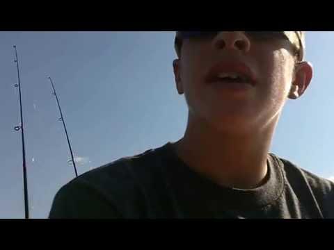Perception Sports Striker/West Marine Cayman kayak demo