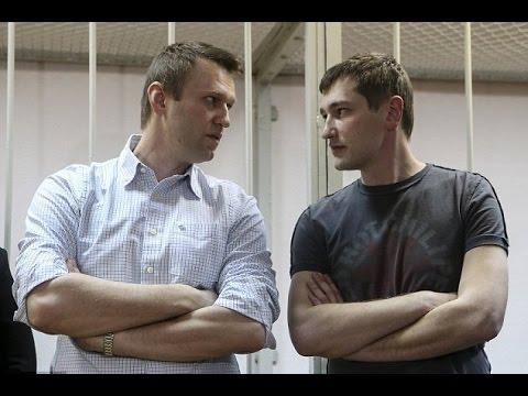 Putin critic Alexei Navalny given 15 day jail sentence