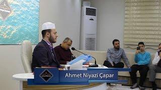 Ahmet Niyazi Çapar - Kamer Sûresi (50-55) - Rahmân Sûresi (1-16)