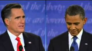 The Full Presidential Debate - October 3, 2012 - Denver, Colorado