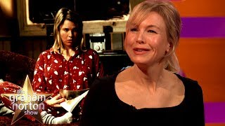 Renée Zellweger Worked In Publishing To Prep For 'Bridget Jones' | The Graham Norton Show