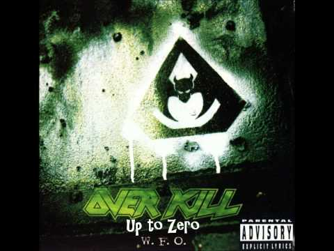 Overkill - Up to Zero