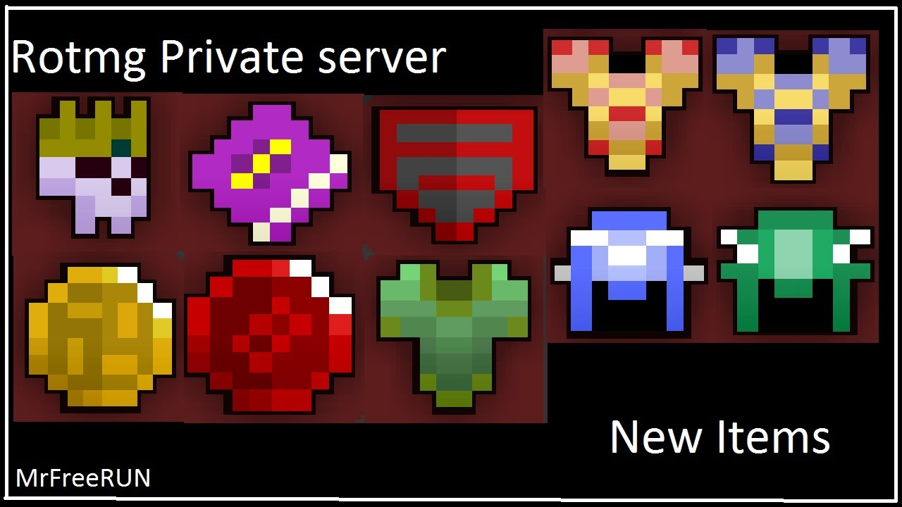 Rotmg Private Server - New Items - YouTube Put Your Hope In God