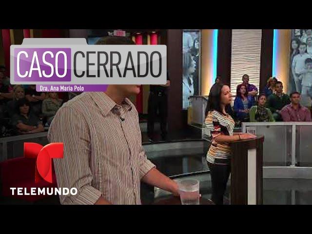 Caso Cerrado Estelar / Caso 509  (1/5)  / Telemundo
