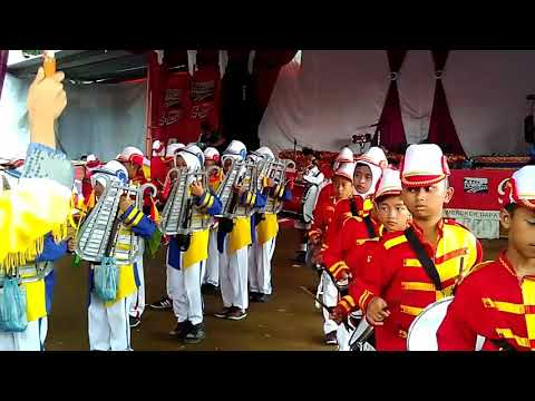 Cover Lagu Suwe Ora Jamu dan Ditinggal Rabi Marching Band SD Negeri 1 Tanggulanom