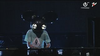 download lagu Deadmau5  Ultra  Festival Miami 2016 Full Set gratis