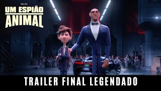 Um Espião Animal • Trailer Final Legendado