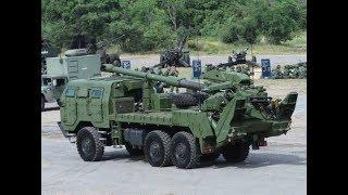 """Hết xe tăng, Quân đội Thái Lan lại sắm thêm pháo """"khủng"""""""