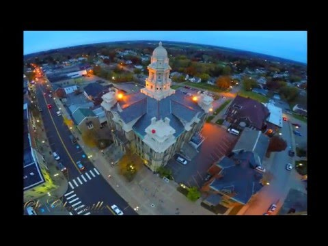 St.clairsville ohio in 4k
