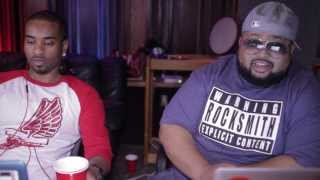 Studio Life: Jazze Pha hits the studio with Mike Will Made It's new artist, Yung Joey.