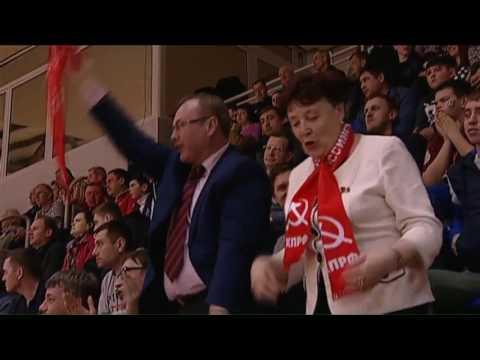 МФК «Тюмень» - КПРФ - 2:1. 18 апреля