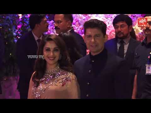 Bollywood Celebs Attend Akash Ambani And Shloka Mehta's Grand Engagement Ceremony | YOYO Times