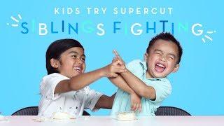 Siblings Fighting Supercut | Kids Try | HiHo Kids
