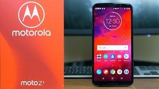 Unboxing the Verizon-Exclusive, 5G-Ready Motorola Moto Z3