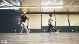 That's what I like - Bruno mars (Vinh Nguyen Choreography) slowed and mirrored *tutorial*