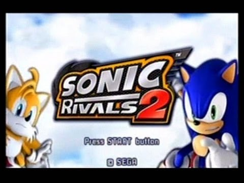 Let's Play Sonic Rivals 2! (Part 1)