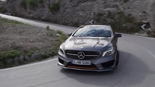 2015 Mercedes-Benz CLA Shooting Brake trailer/ Мерседес-Бенз цла 2015 трейлер