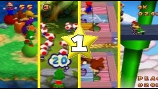 Mario Party 2 - Mini-Game Coaster - World 1 [Hard]